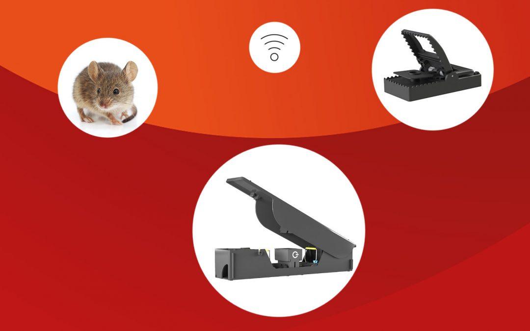 Hvorfor vælge digitale fælder til musebekæmpelse?