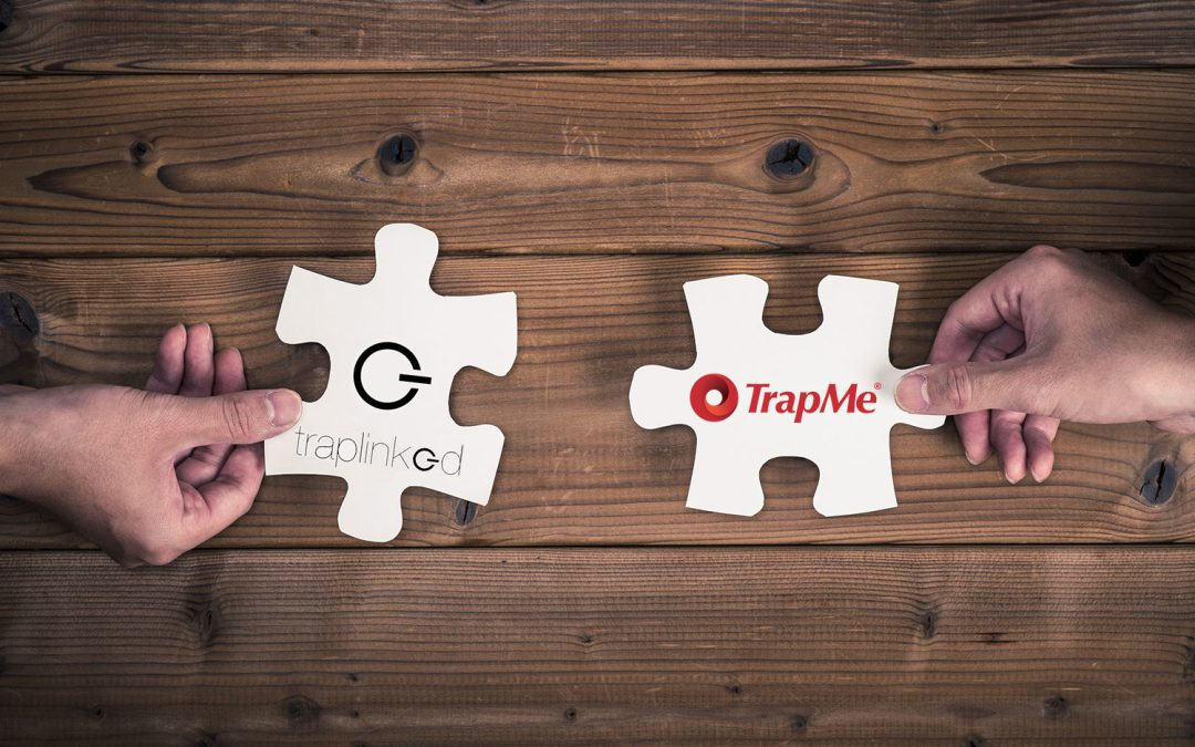 TrapMe and Traplinked – a new partnership